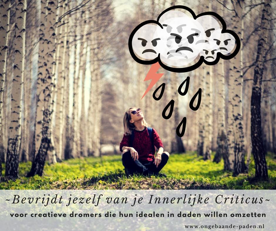 Podcast & Luisteroefening Innerlijke Criticus