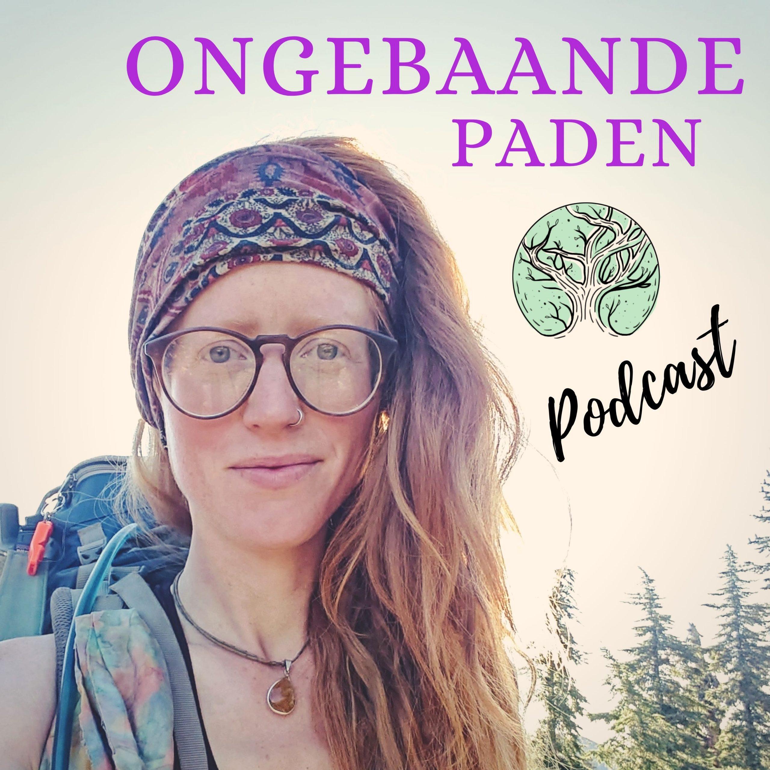 Ongebaande Paden Podcast art
