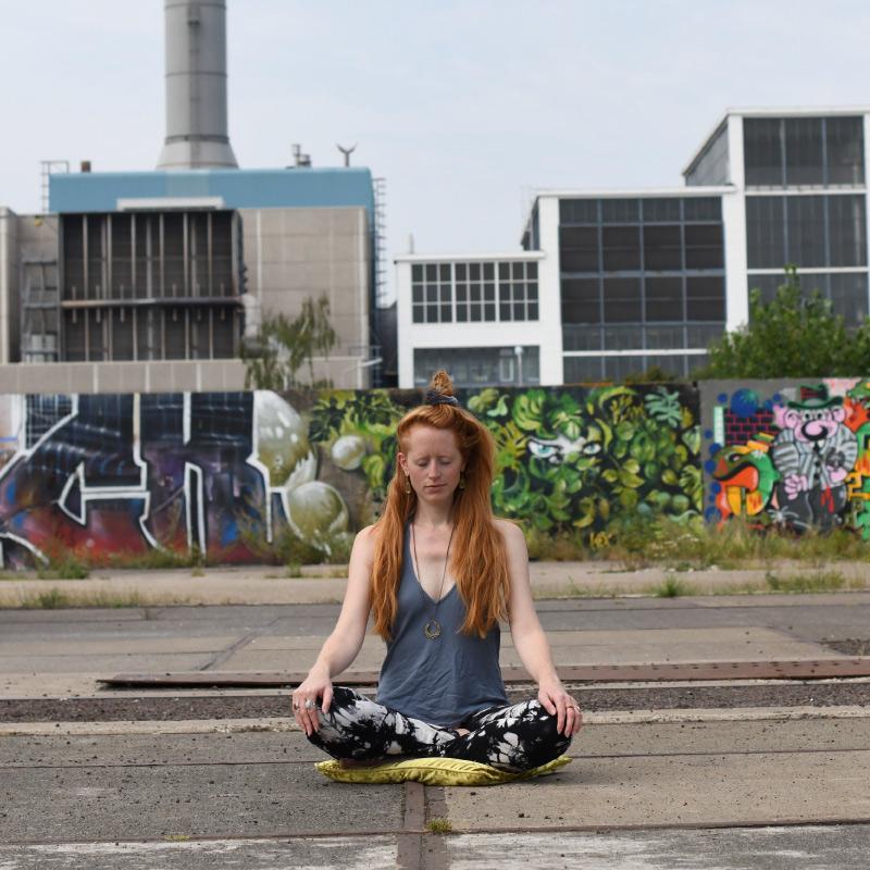 Anne Mathot - visualisatie meditatie - Ongebaande Paden