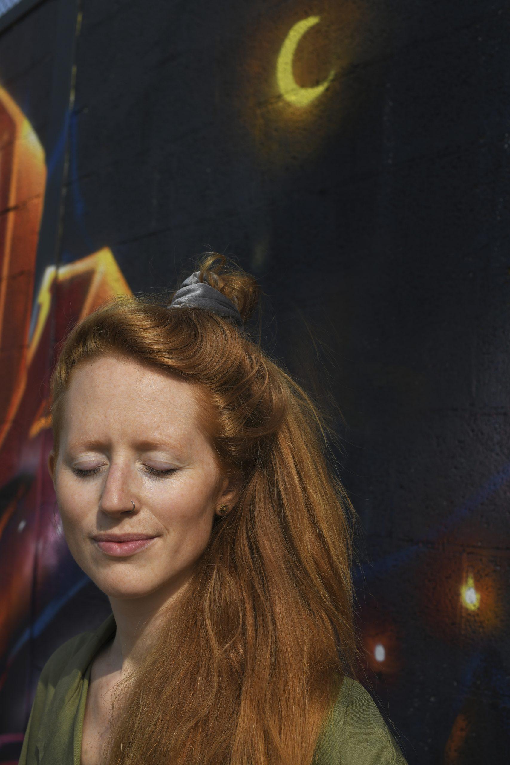 Anne Mathot - maan - dromen manifesteren